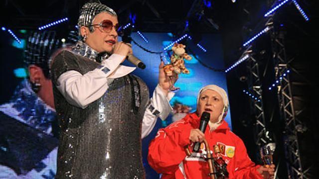 Верка Сердючка рассказала, зачем украинские артисты гастролируют в России