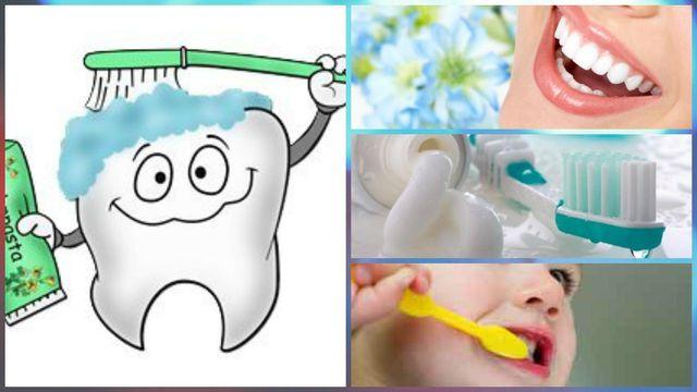 Здоровые зубы в домашних условиях