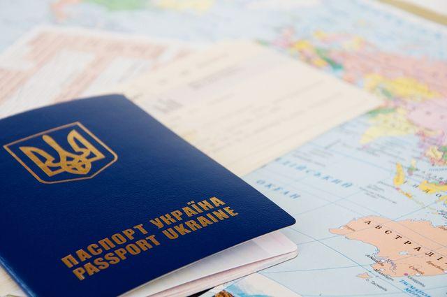 Біометричний паспорт - фото 163987