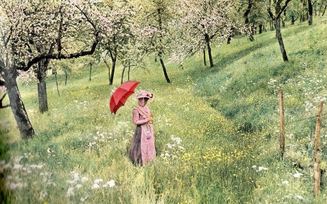 Як виглядають перші кольорові фото, зроблені майже 100 років тому - фото 176805