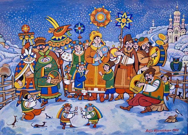 Колядуйте на Різдво! - фото 219174