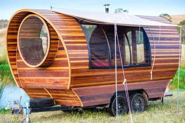 Створено ідеальний будинок на колесах для подорожей  - фото 232631