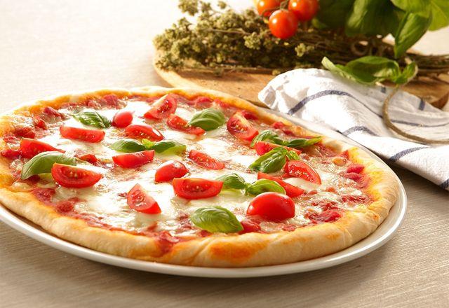 Простая домашняя пицца - фото 232310