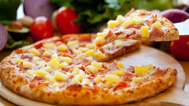 Пицца по-гавайски - фото 232314