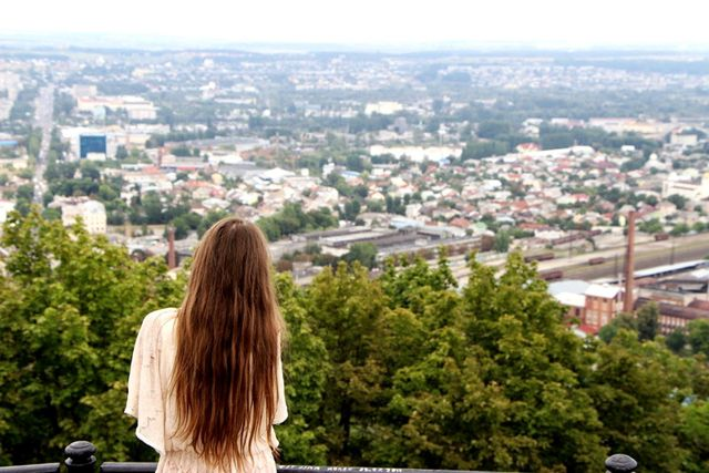 Парк Високий замок, Львів - фото 243091