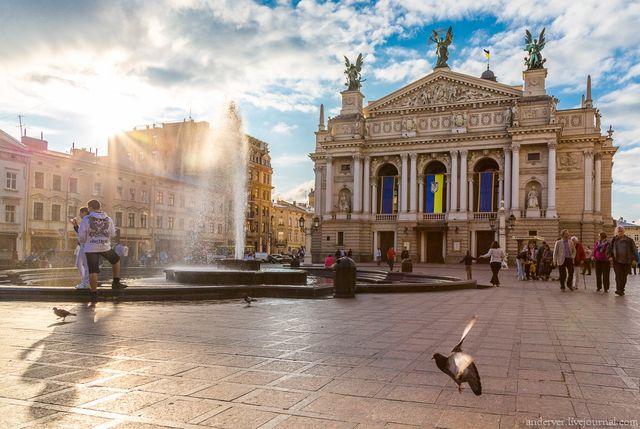 Львівськи оперний театр - фото 243089