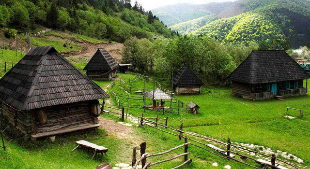 Колочава, Закарпатська область - фото 243095