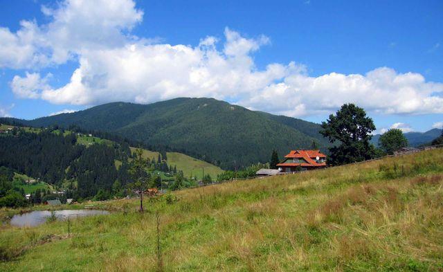 Красиві пейзажі Ворохти - фото 243112