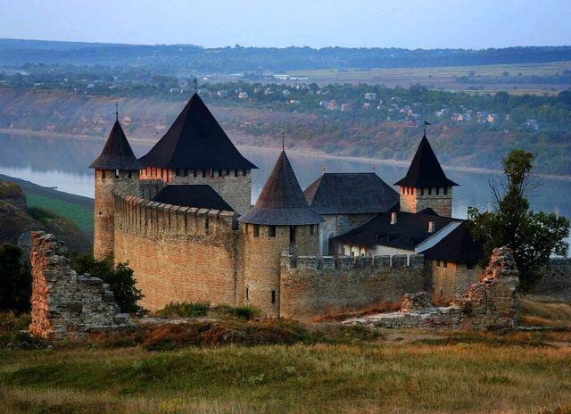 Хотинська фортеця - фото 243105