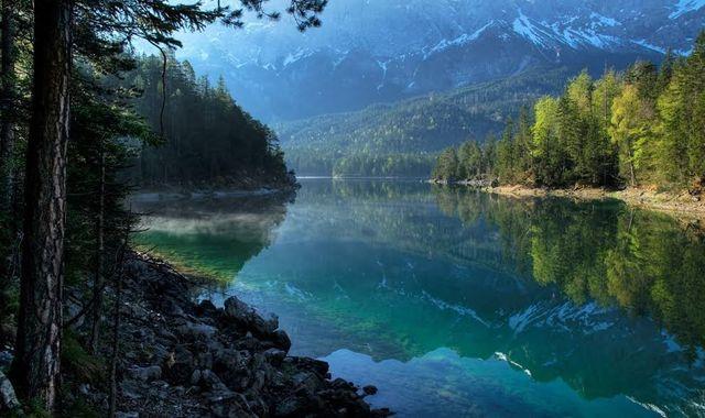 Озеро Синевир - фото 172479