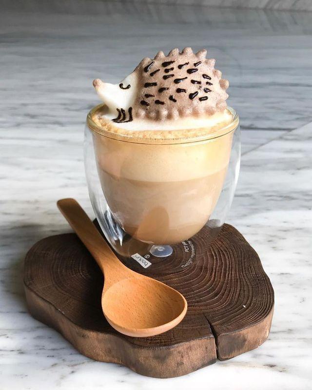 Більше, ніж просто кава: ці яскраві напої нагадують витвори мистецтва - фото 204335