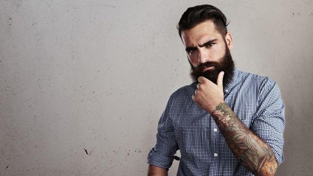 Борода робить сексуальним будь-якого чоловіка, – вчені - фото 206421