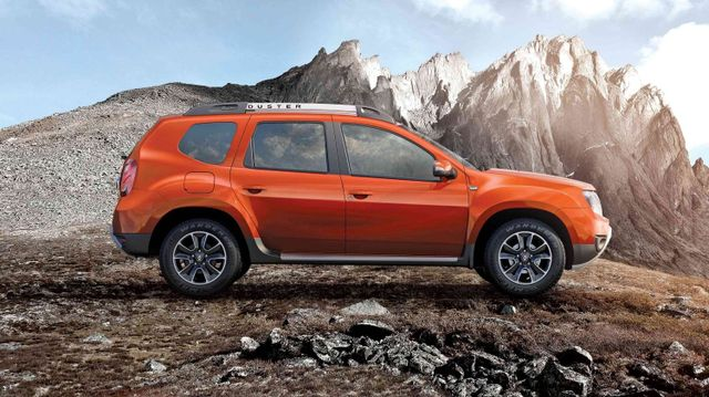 Renault Duster - фото 219168