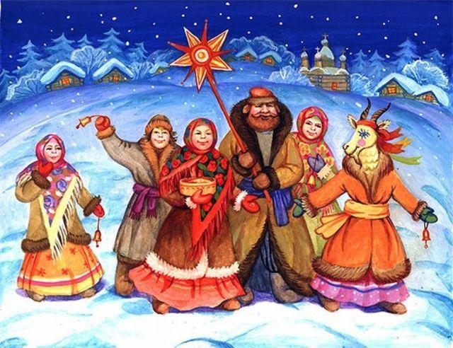 Оригінальні привітання на Різдво і перша українська модель plus-size: 7 січня у трьох фото - фото 219481