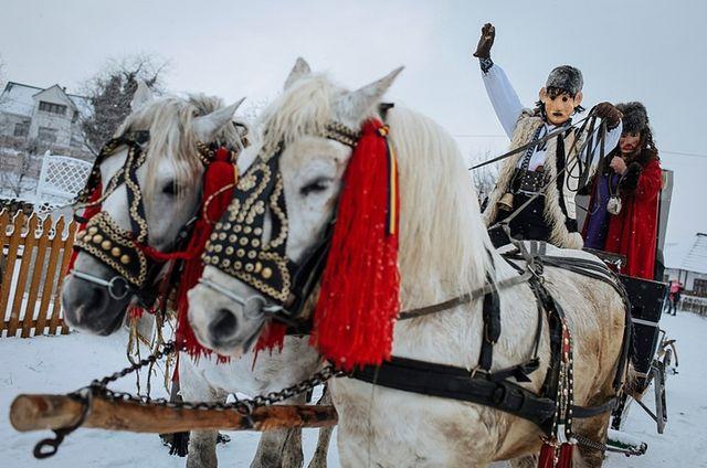 Щороку в Чернівцях проходить 'Маланка-фест' - фото 219800