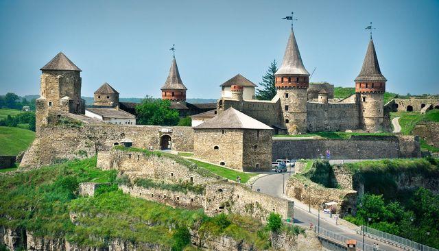Кам'янець-Подільська фортеця - фото 243104