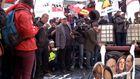 В Бельгии прошла акция протеста