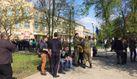 В Харькове майские праздники начались со столкновений