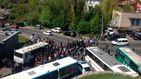 Провокації у Києві: затримано 19 молодиків