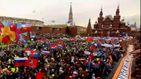 Росія масово святкує 1 травня: лише у Москві понад 300 заходів