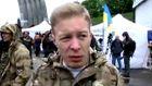 Ветераны АТО против ликвидации добровольческих батальонов