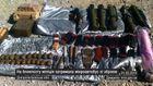 Самые актуальные кадры 5 мая: задержание незаконного оружия, водитель троллейбуса в вышиванке