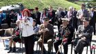 Руйнація стереотипів: ветерани Червоної армії та УПА разом вшанували загиблих