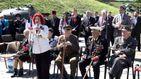 Разрушение стереотипов: ветераны Красной армии и УПА вместе почтили погибших