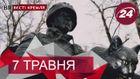 """""""Вєсті Кремля"""". Пам'ятник """"зеленому чоловічку"""" у тайзі та креатив від зеків до 9-го травня"""