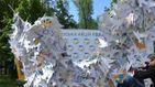 Птахи миру від дітей полетять на Донбас