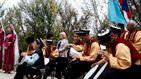 Часть крымских татар отпраздновали Хедерлез с оккупантами