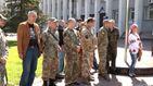 9 мая объединило два поколения — бойцов АТО и ветеранов Второй мировой