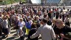 Як Київ відзначає день народження Савченко