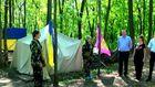 В Харькове пограничники собрали детей в лагерь