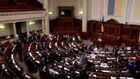 Верховна Рада сьогодні: проблеми Криму, заява Ляшка і бійка