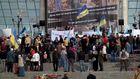 В Киеве почтили память жертв депортации