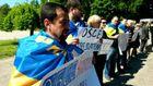 Мариуполь протестует против ОБСЕ