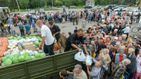 Вместе с гуманитаркой Турция передала переселенцам российские товары