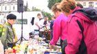 У Тернополі провели гаражний розпродаж на підтримку українських вояків
