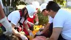 У Херсоні навчають надавати першу медичну допомогу в умовах війни