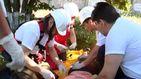 В Херсоне учат оказывать первую медицинскую помощь в условиях войны