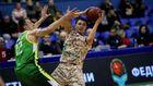 Український баскетболіст перебрався у російську команду