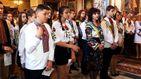 Вперше останній дзвоник учні Львова провели у церкві