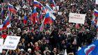 Крымчане угрожают пойти с пикетами на Москву