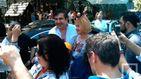 Как Саакашвили становится украинцем: от вышиванки до гимна