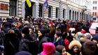 Чернівецькі студенти почали страйк проти кулуарного рішення Міносвіти