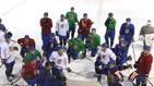 Как сборная Украины по хоккею готовится к важнейшим матчам в Японии