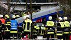 Столкновение поездов в Германии: правительство боится говорить о причинах