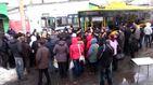 Коллапс в Сумах: массовая забастовка работников коммунального транспорта