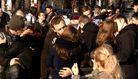 Самый длинный поцелуй: в Запорожье влюбленные пары устроили флешмоб